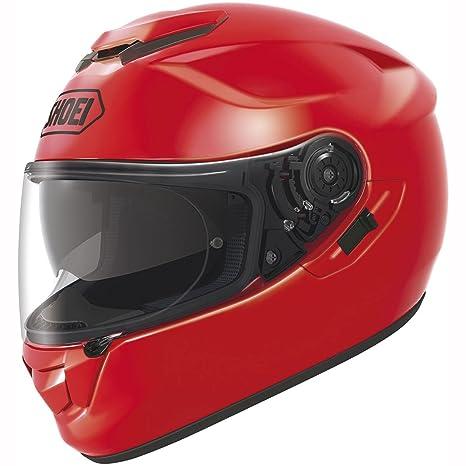 Nouveau Shoei Gt Air Matt Shine rouge Dvs moto casque casque + visière Pinlock
