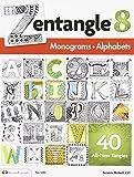Zentangle 8: Monograms  Alphabets