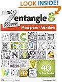 Zentangle 8: Monograms & Alphabets (DO #3485)