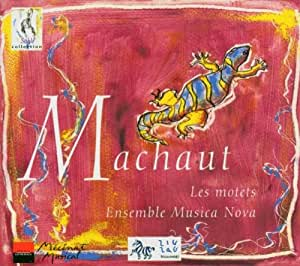Guillaume de Machaut: The Motets (Complete) - Ensemble Musica Nova