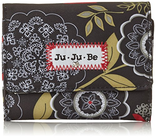 ju-ju-be-be-thrifty-lotus-lullaby-portafoglio-da-viaggio-12-cm-nero