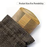 Waker-WK-HXRD01-Beard-Shaping-Styling-Stencil-Tool-Template-CombRed