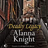 img - for Deadly Legacy: Rose McQuinn, Book 7 book / textbook / text book