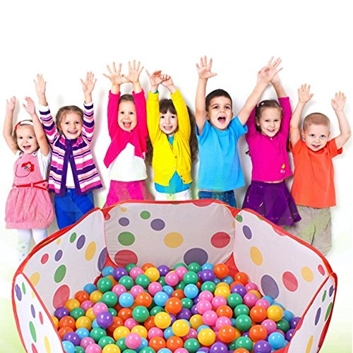 Pep-Baby® Ball Play Pool Ball Play Tent 39.37Inch Playpen Ball Pit Pool Indoor and Outdoor with Play House Children for Kids Gifts (Pep Sights compare prices)