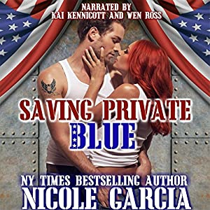 Saving Private Blue Audiobook