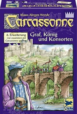"""'Hans im Gluck 48180–Carcassonne 6élargissement Graf, roi et consorts """""""