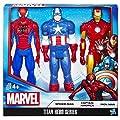 Marvel Titan Hero Series 3-pack by Hasbro