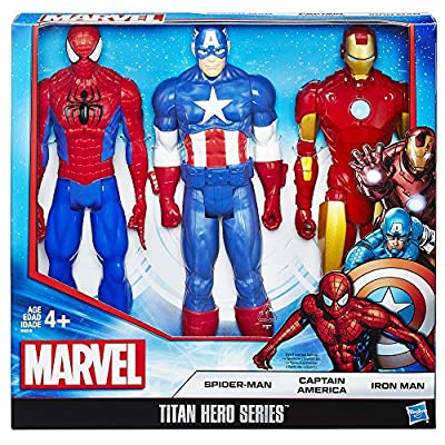 Marvel Titan Hero Series 3-Pack by Hasbro