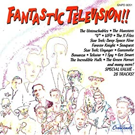 Various Artists - Fantastic Television!!