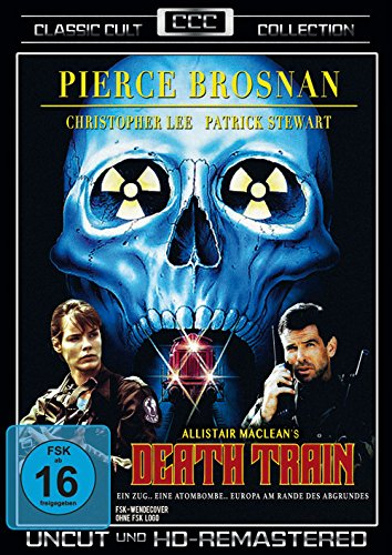 Death Train - Uncut/HD Remastered - Classic Cult Collection [2 DVDs]