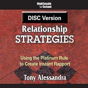 Relationship Strategies Speech