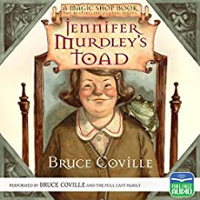 Jennifer Murdley's Toad Audiobook by Bruce Coville Narrated by Bruce Coville