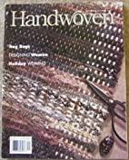 Handwoven Magazine, September/October 1997…