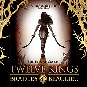 Twelve Kings Audiobook
