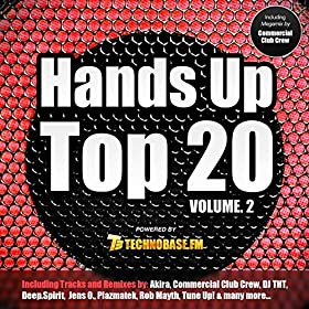 Various Artists-Hands Up Top 20 Vol 2