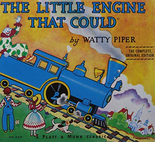 The Little Engine That Could (Original Classic Edition), Watty Piper