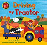 img - for Driving My Tractor PB w CDEX (A Barefoot Singalong) book / textbook / text book