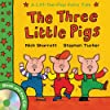 Lift-the-Flap Fairy Tales: The Three Little Pigs (with CD)