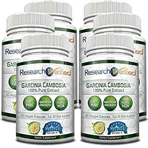Garcinia cambogia amazon researched verified supplements for weight