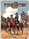Pinkerton Tome 3 : 1862 - dossier massacre d'Antietam par Damour