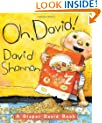 Oh, David!: A Diaper David Board Book
