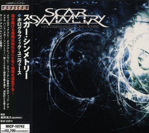 Holographic Universe by Scar Symmetry (2008-06-25)