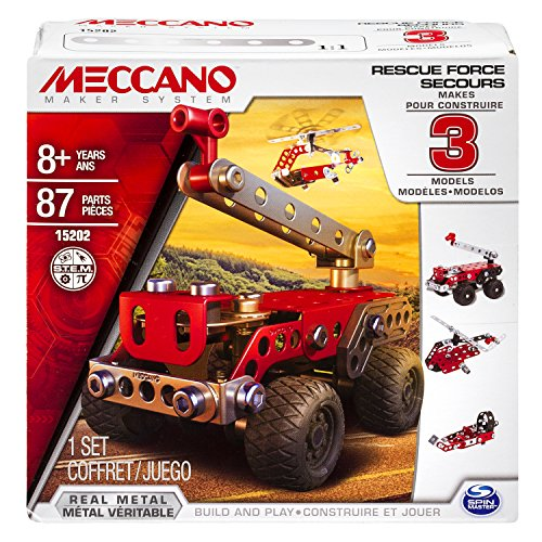 Meccano-Insects-3-Model-Set