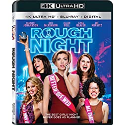 Rough Night [4K Ultra HD + Blu-ray]