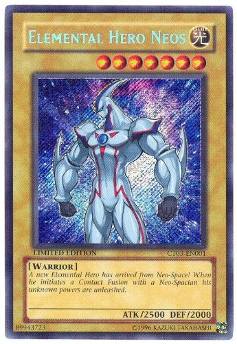 elemental hero neos. Elemental Hero Neos (SCR