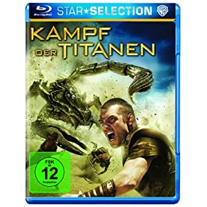 Kampf der Titanen (Blu-ray)