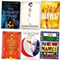 Man Booker Prize Shortlist 2013 - 6 Books