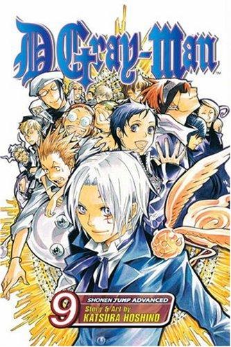D.Gray-Man 9 (D.Gray-Man)Katsura Hoshino