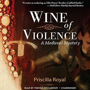 Wine of Violence Audiobook