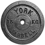 York Single Standard Cast Iron Disc