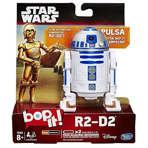 Star Wars - Juego de repetición Bop It (Hasbro B3455105)