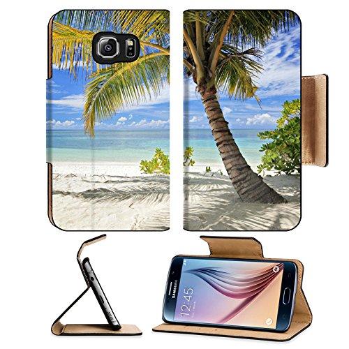 Msd Premium Samsung Galaxy S6 Flip Pu Leather Wallet Case Image Id 13612885 A Scene Of Palm