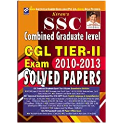 Graduate Level Examination - Tier - II: Paper - 3: Statistics