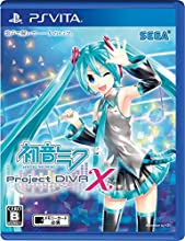 Hatsune Miku Project X - Standard Edition [PSVITA][Importación Japonesa]