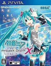 初音ミク -Project DIVA- X 【初回封入特典】AIR DOコラボモジュール「CAスタイル A」プロダクトコード同梱 & 【予約特典】アーケードにもAimeきて! カード付