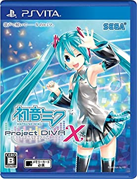初音ミク -Project DIVA- X 【予約特典】アーケードにもAimeきて! カード付 & 【Amazon.co.jp限定】特典 (アイテム未定)
