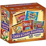 Keebler Cookie & Cracker Assortment, 36-Count Pouches ~ Keebler