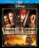 61CwNyVbI0L. SL160  Pirates Of The Caribbean: The Curse Of The Black Pearl (Three Disc Blu ray/DVD Combo)
