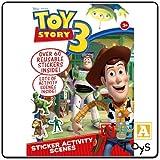 Disney Pixar Toy Story 3: Activity Full Colour Sticker Book