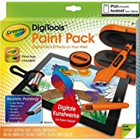 Griffin Crayola Digitools Deluxe Art Creativity Pack (Orange)