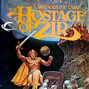 The Hostage of Zir Audiobook