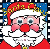 Roger Priddy Santa Claus (Funny Faces)
