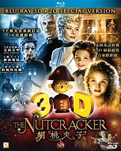 Blu-ray 3D : Nutcracker (3 Dimensional, 2 Disc)