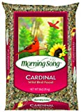 Morning Song 1022315 Cardinal Wild Bird Food, 5-Pound