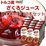タメック・ザクロジュース1L×12本セット meysu12nar