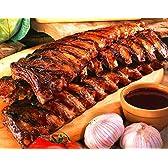 再入荷【カナダ産】ベイビーバックリブ1.1kgから1.3kg BBQ(バーベキュー)ホームパーティーに最適(お歳暮・お中元・御祝い/のし無料) -日時指定可能-